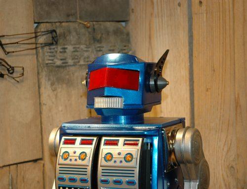 Shigeru Giant Laser Robot