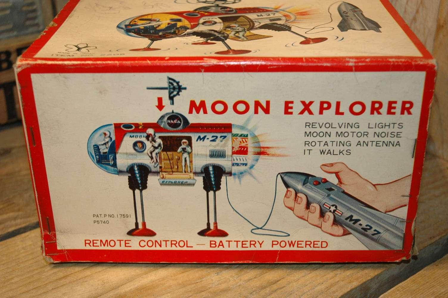 Yonezawa - Moon Explorer M-27