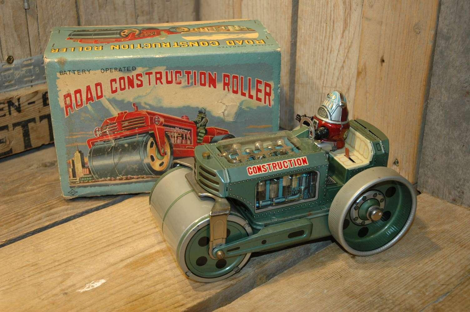 Daiya - Robby Road Construction Roller