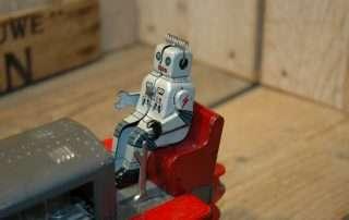 Nomura - Robot Tractor