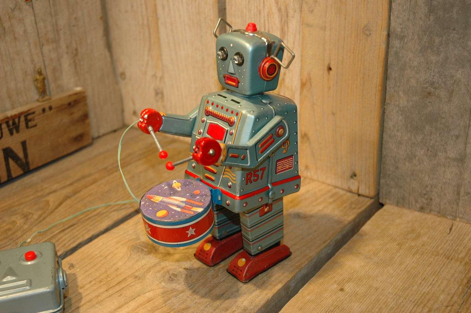 Nomura - Musical Drummer Robot Japan
