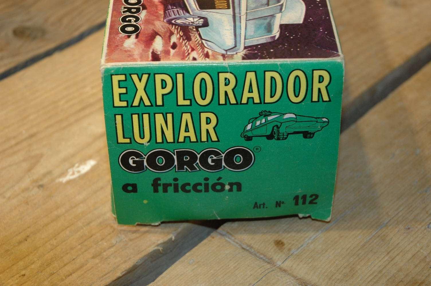 Gorgo - Explorador Lunar