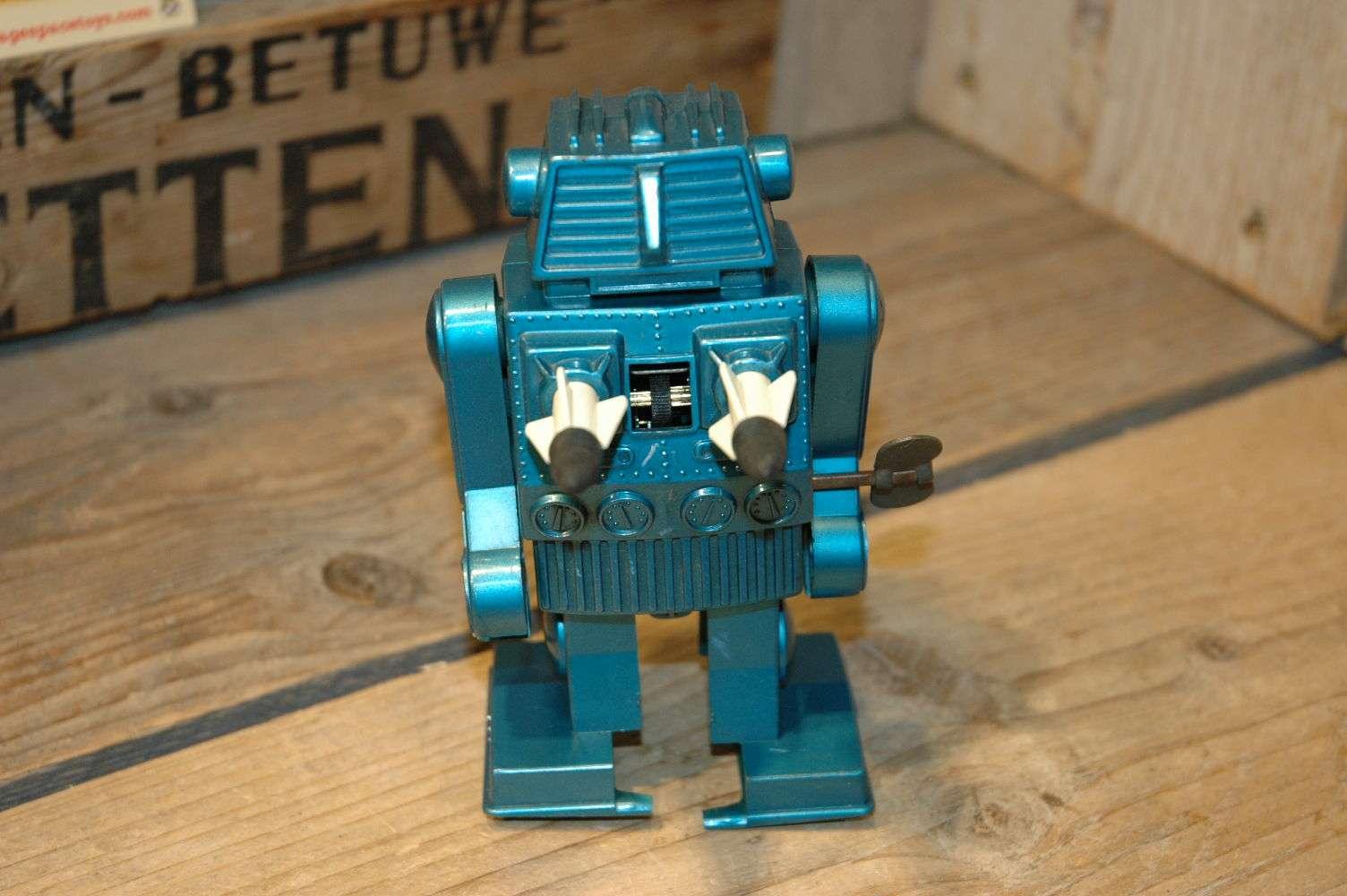 TPS - Missile Robot Blue Variation