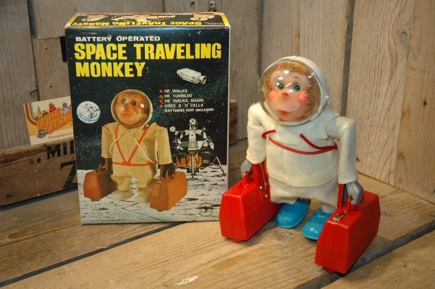Yanoman - Space Traveling Monkey