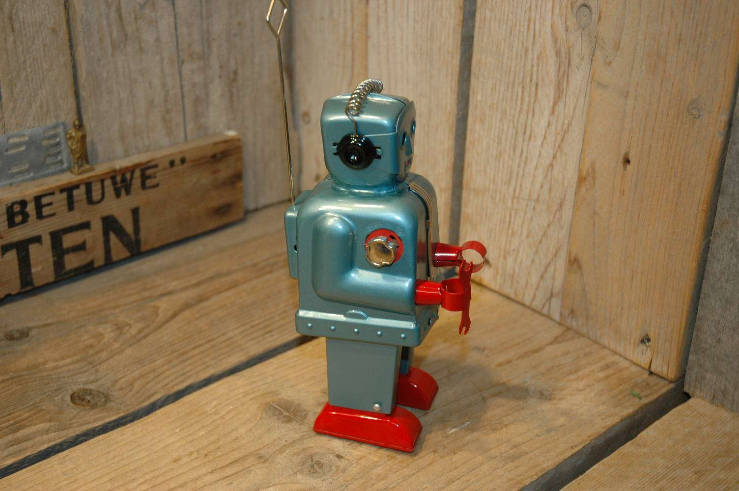 Planet Robot - Zoomer the Robot