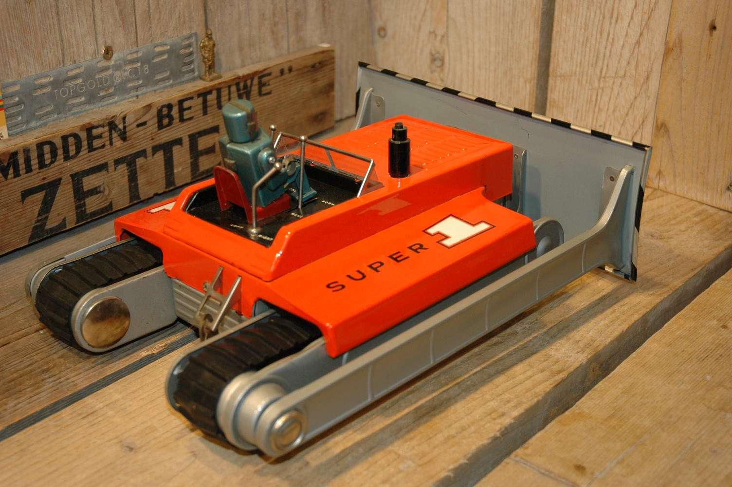 VST - Robot Bulldozer Super 1