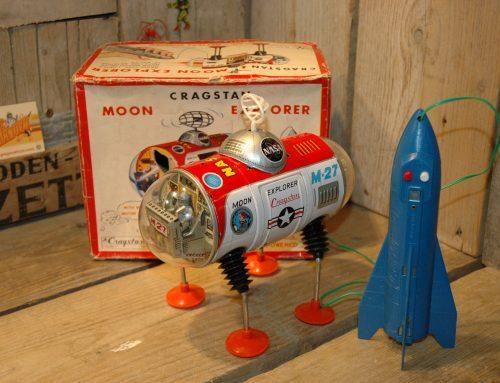 Yonezawa – Moon Explorer M-27