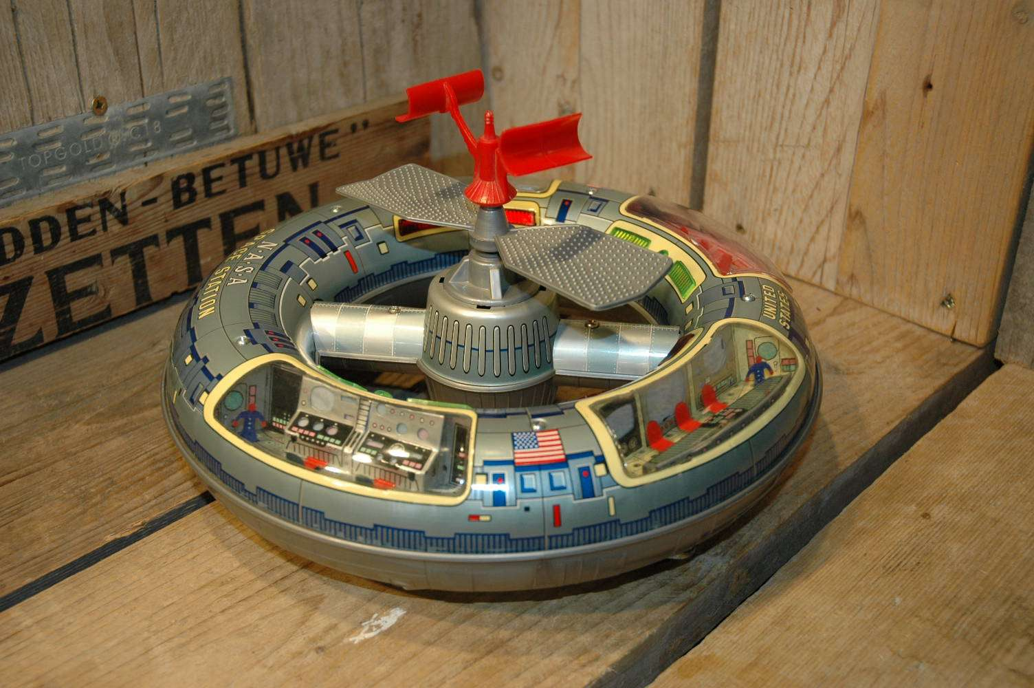 Horikawa - New Space Station