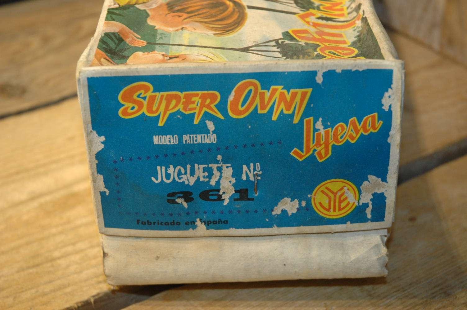 EGE - Juguete - Super Onvi Jyesa