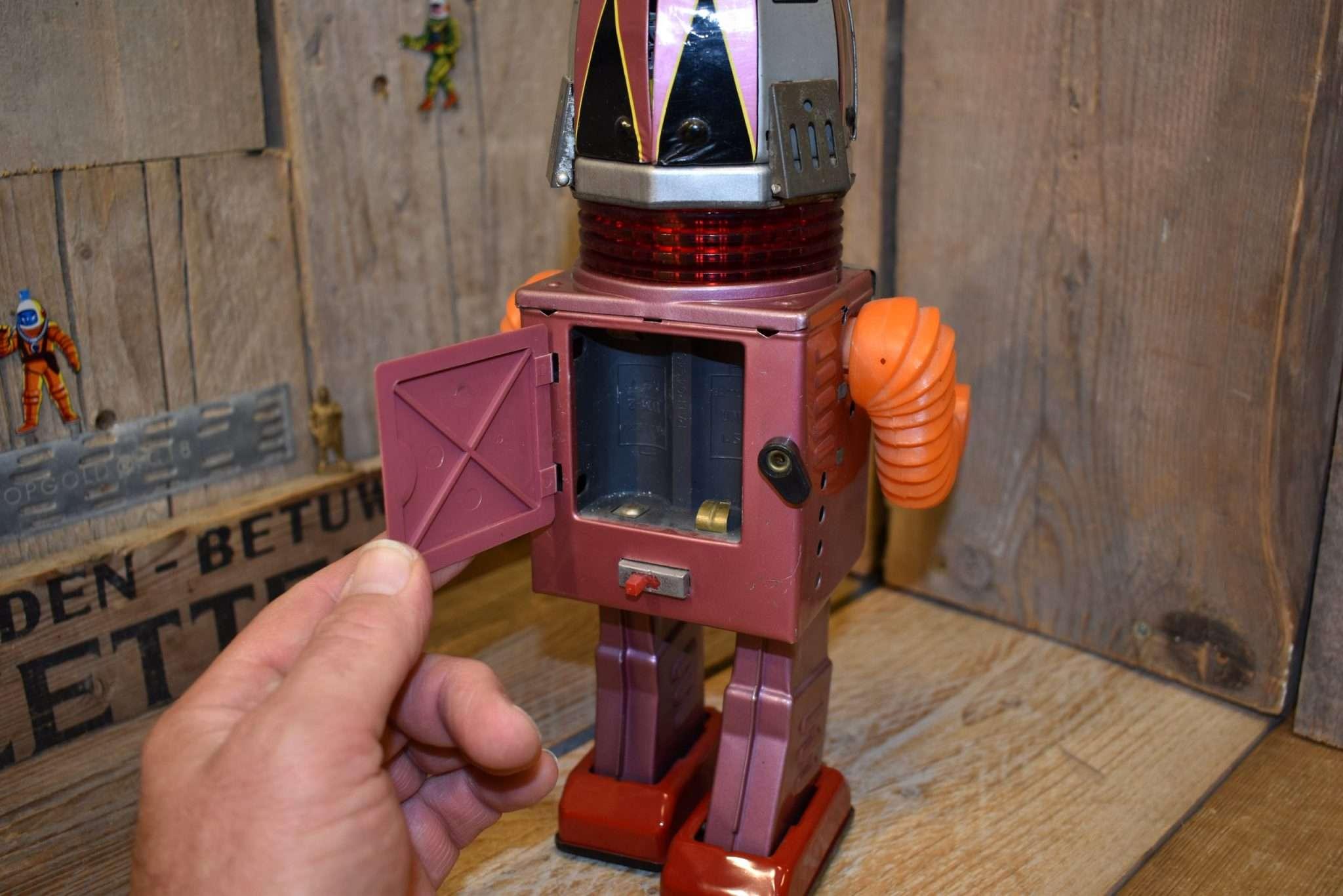 Nomura - Tuliphead Robot