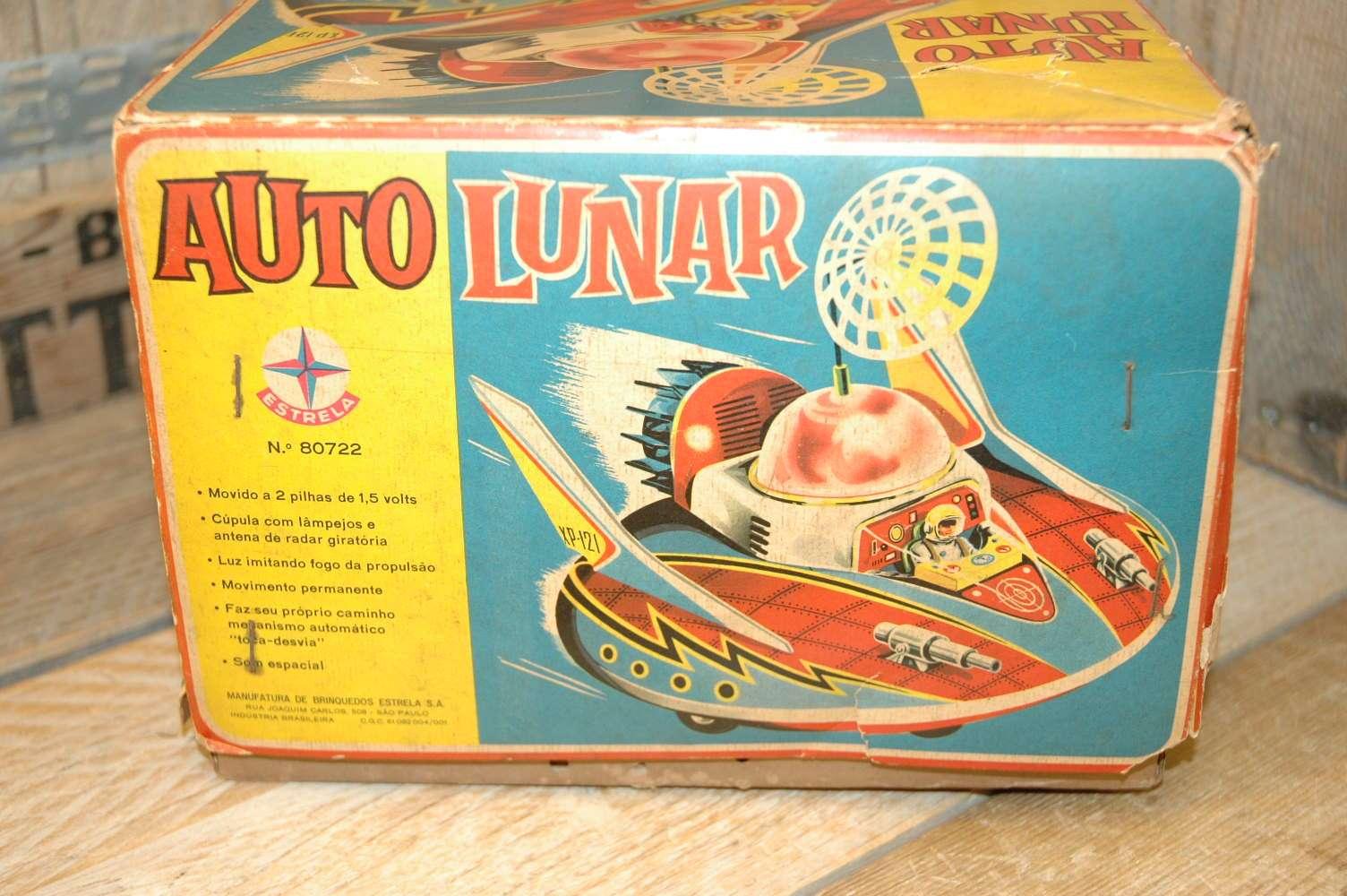 Estrela - Auto Lunar