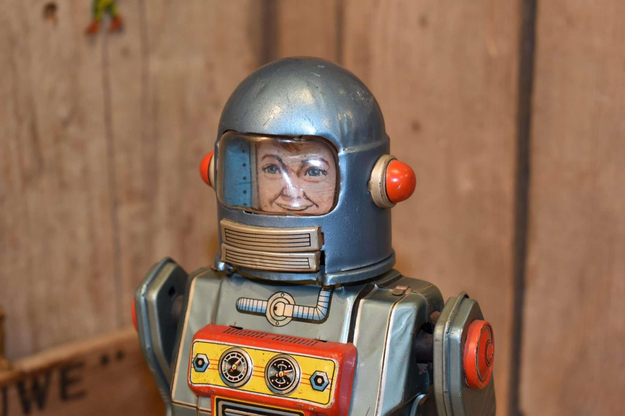 Yonezawa - Space Man