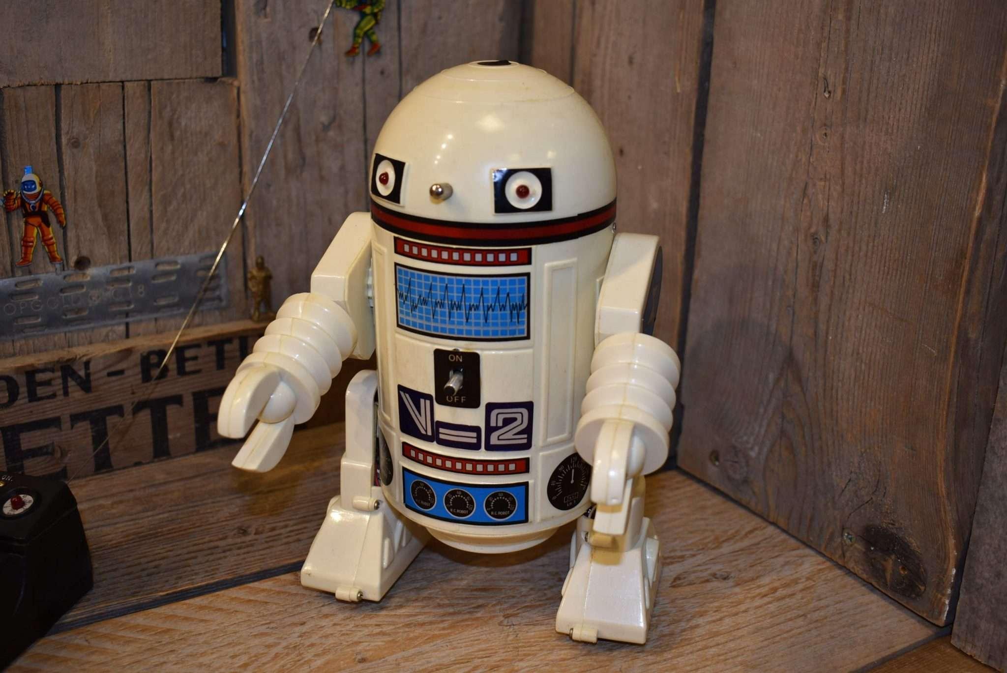 China Virtue Industrie Co. Ltd – Robot V2 Radio Control
