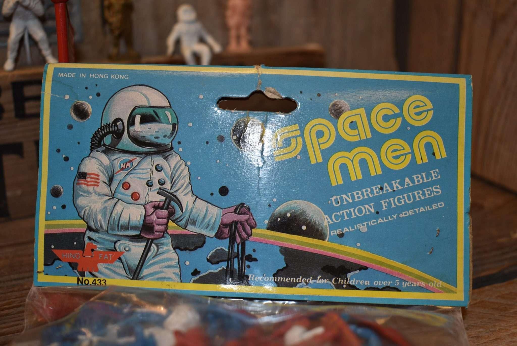 Hing Fat HK - Space Men