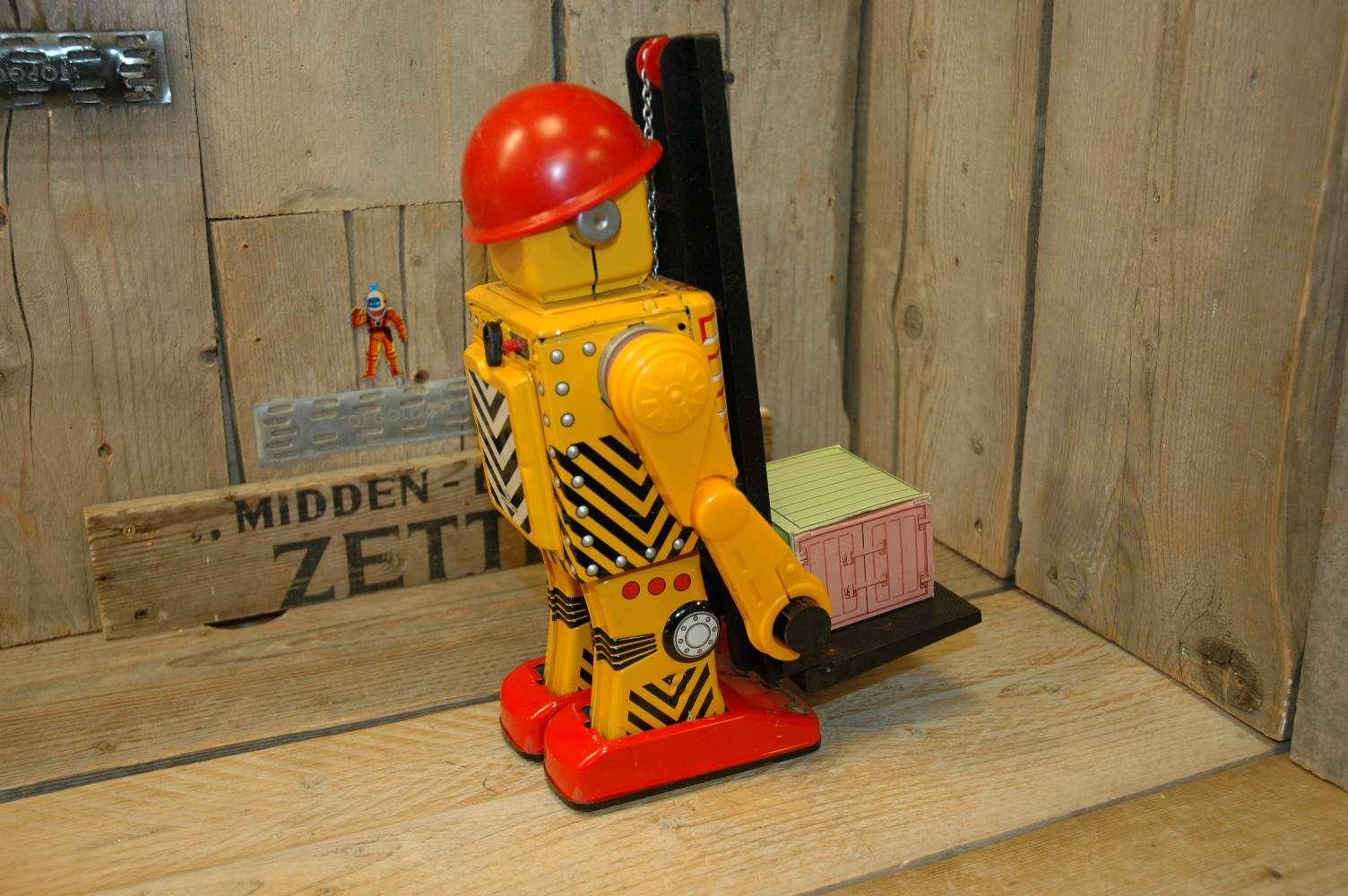 Horikawa - Forklift Robot