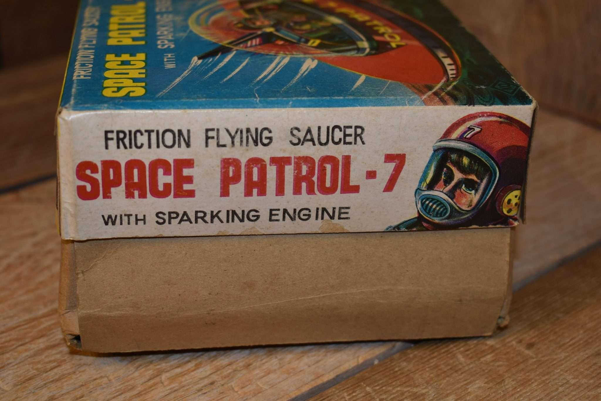 Yoshiya - Space Patrol 7