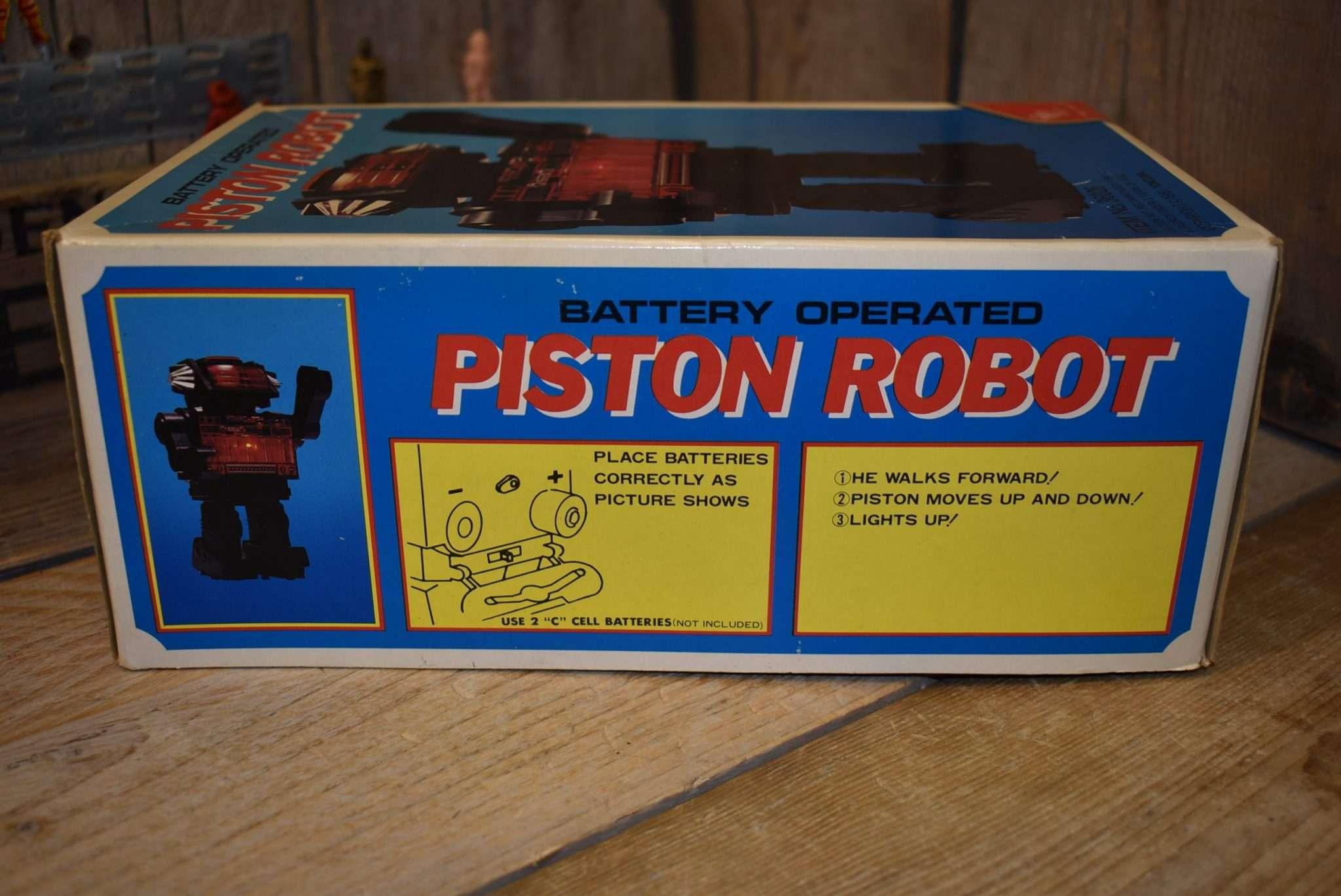 Yonezawa - Pison Robot