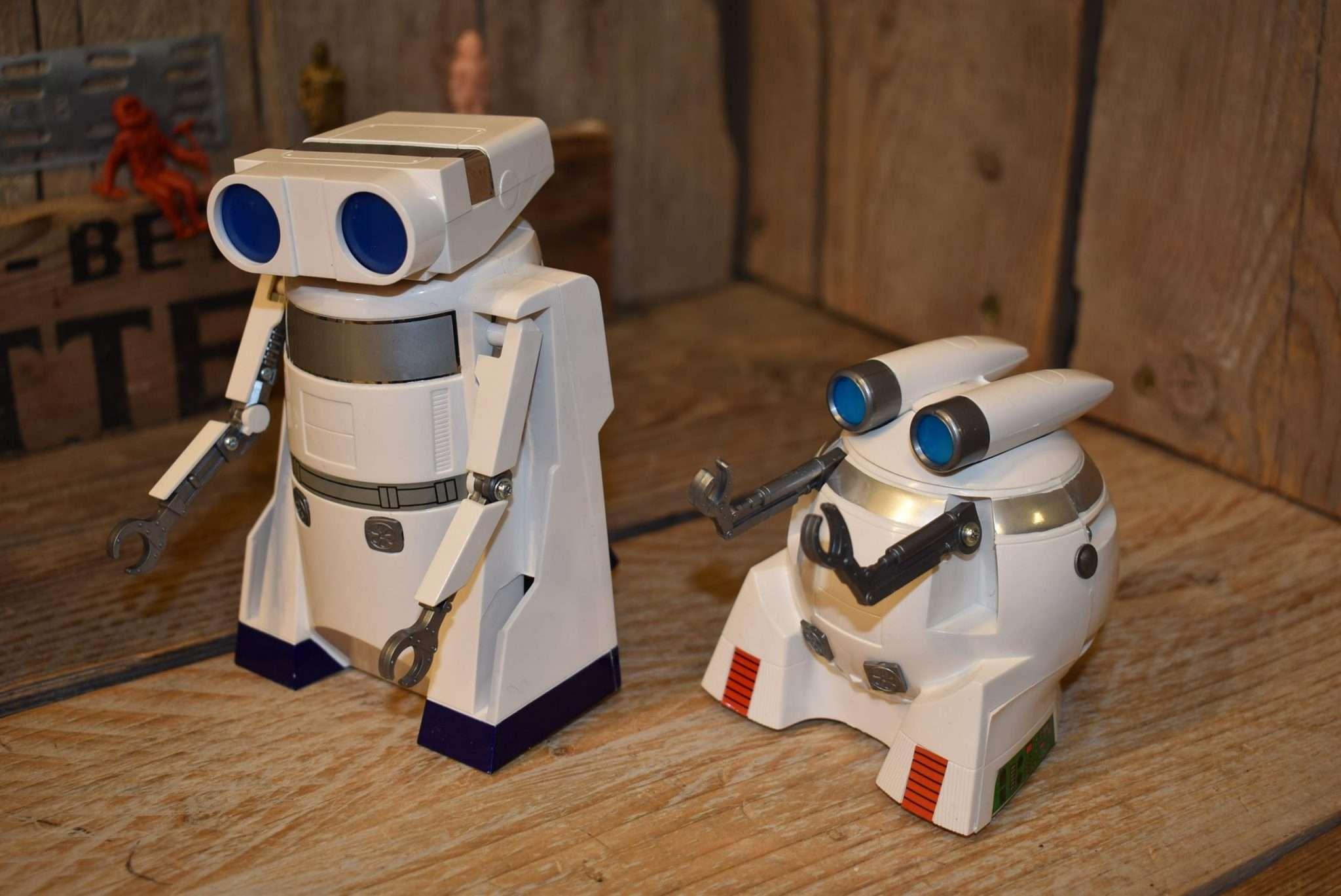 Bandai - Sensor Robot