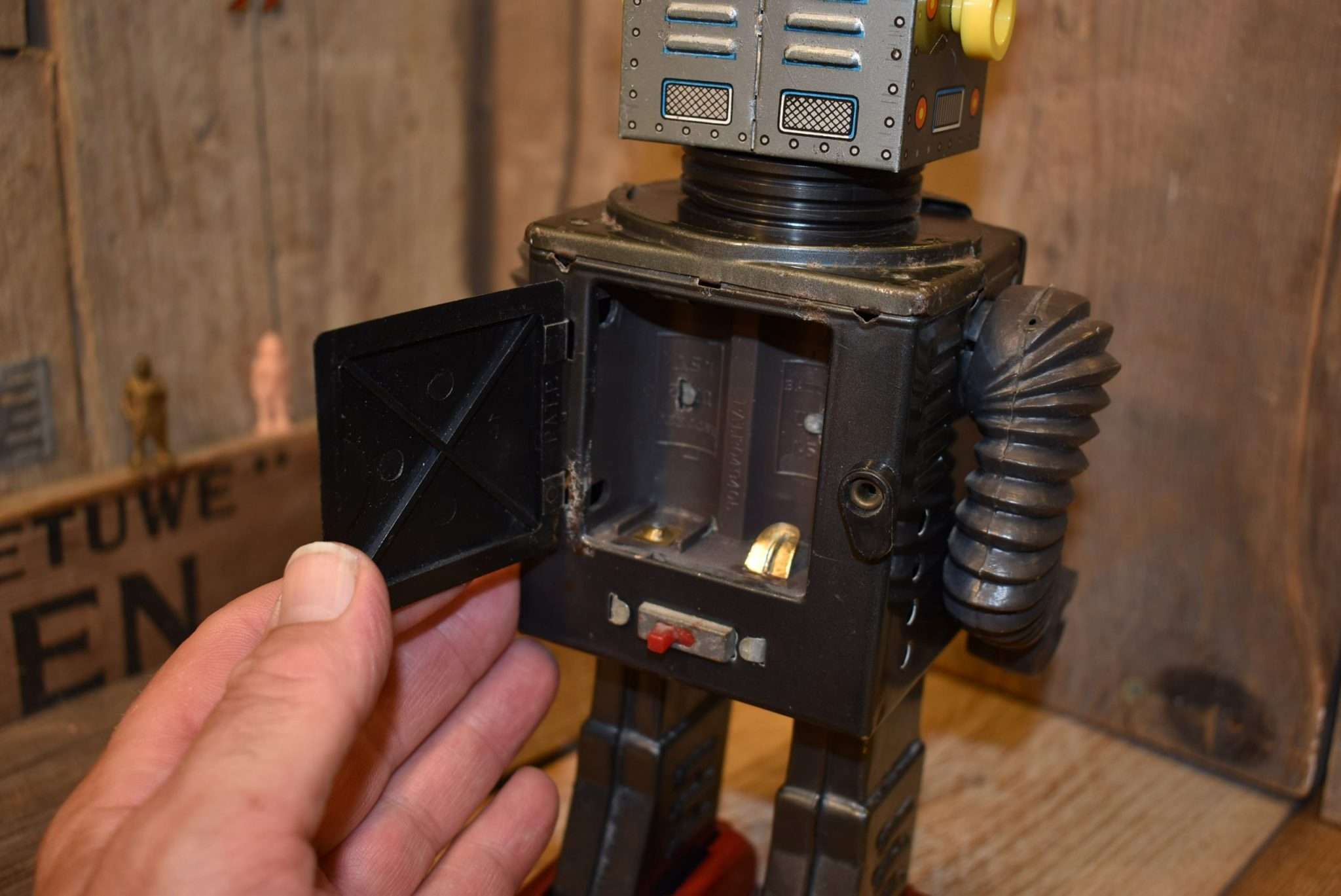 Nomura - Topolino Radar Robot